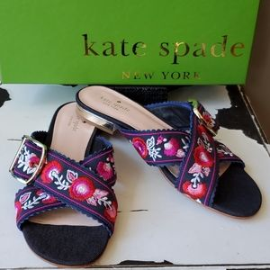 Kate Spade Faris Slide Sandals